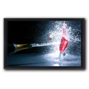 Flute et Champagne